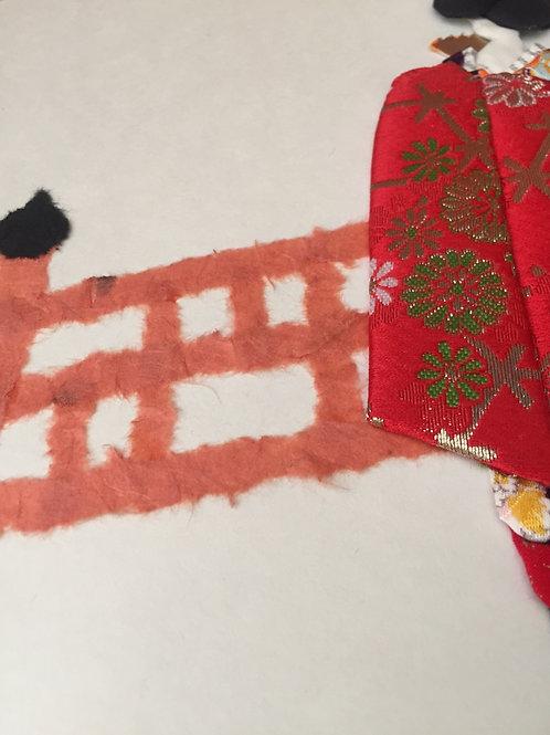 Chigirie Japanese Traditional Art