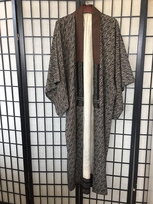 Kimono  dark brown