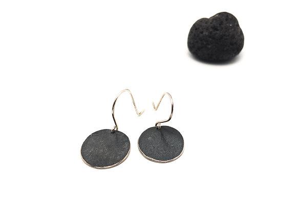 Boucles d'oreilles pièces