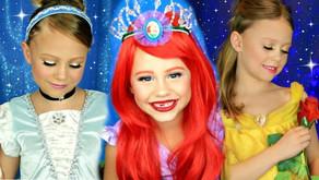 Princess Party per Feste: la tua bimba diventa una principessa Disney!