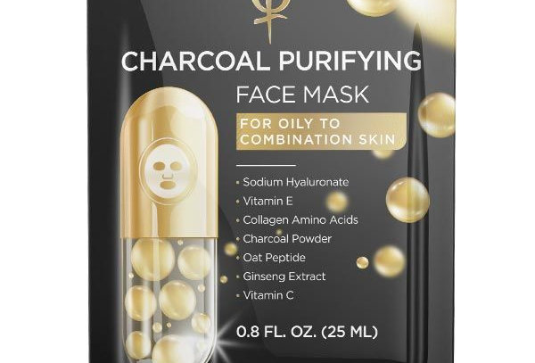 CHARCOAL PURIFYING FACE MASK - Buy 1 get 1 Free