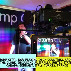 Stomp City goes Global!