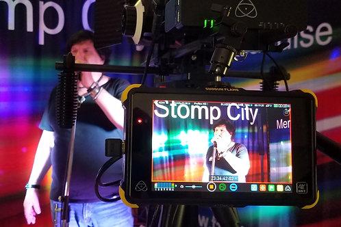 Music Video Still Photo