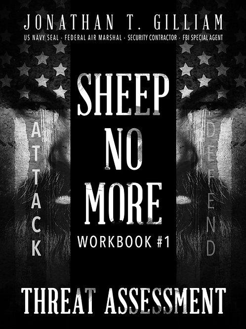 Sheep No More - Workbook #1
