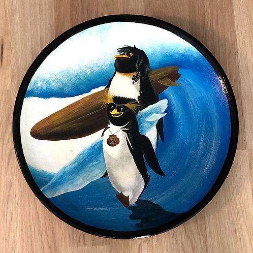 LG12 Pingviini lautanen