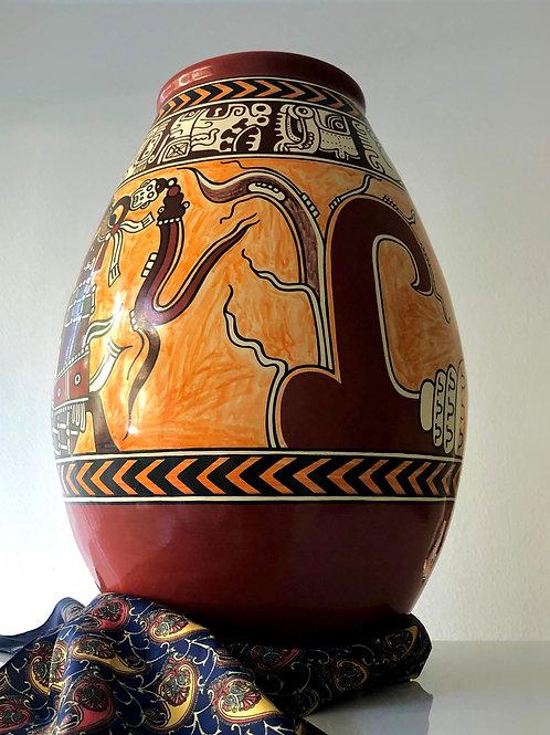 FB 23 Indian big vase