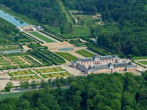 Déjeuner au château du Champ de Bataille (30minutes) pour 1 personne