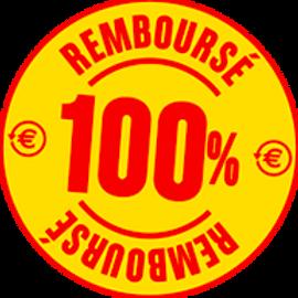 100% REMBOUSÉ        / par passager