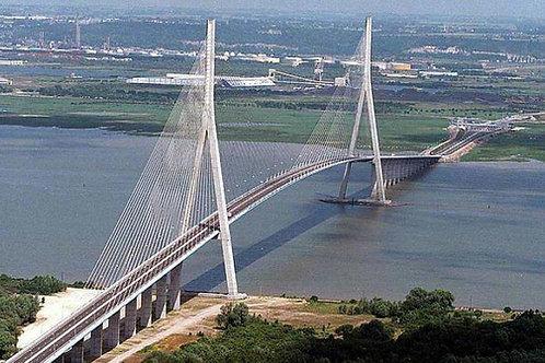 Le Pont de Normandie (15minutes) pour 1 personne