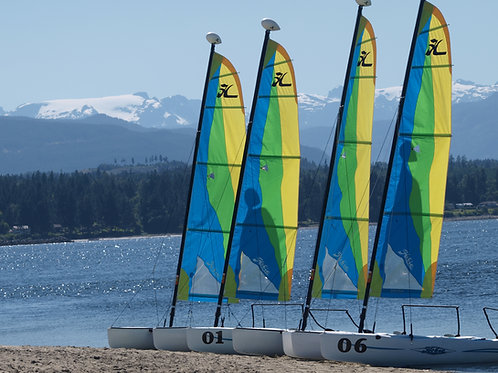 Go Sailing Level 1