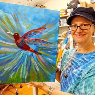 Julie and her paintingnew.jpg