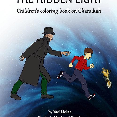 The Hidden Light, coloring book