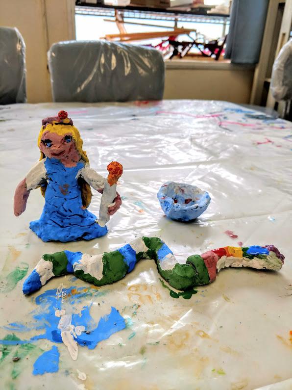 painted princess and snake.jpg