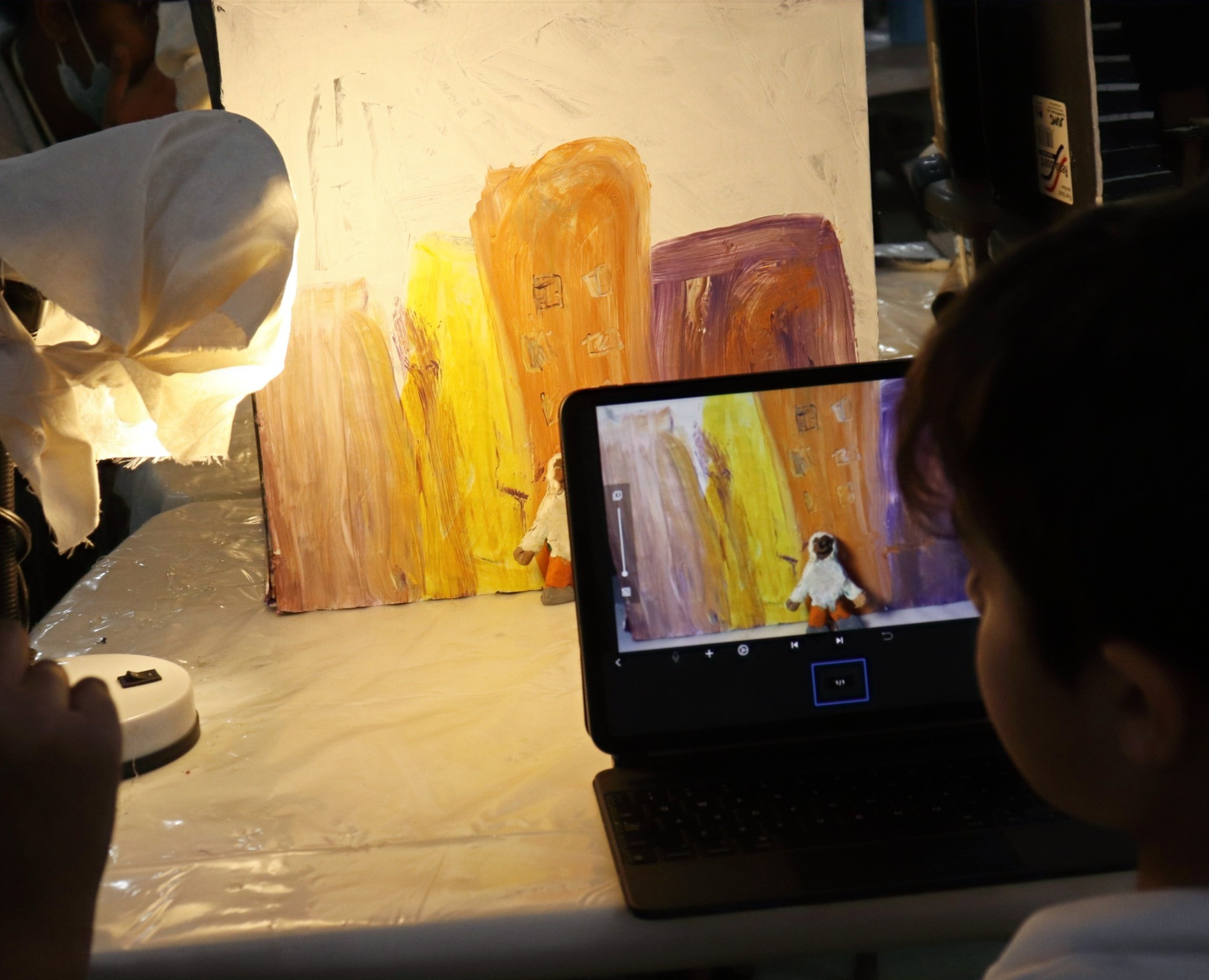 Animation- 8 classes, ages 7-12