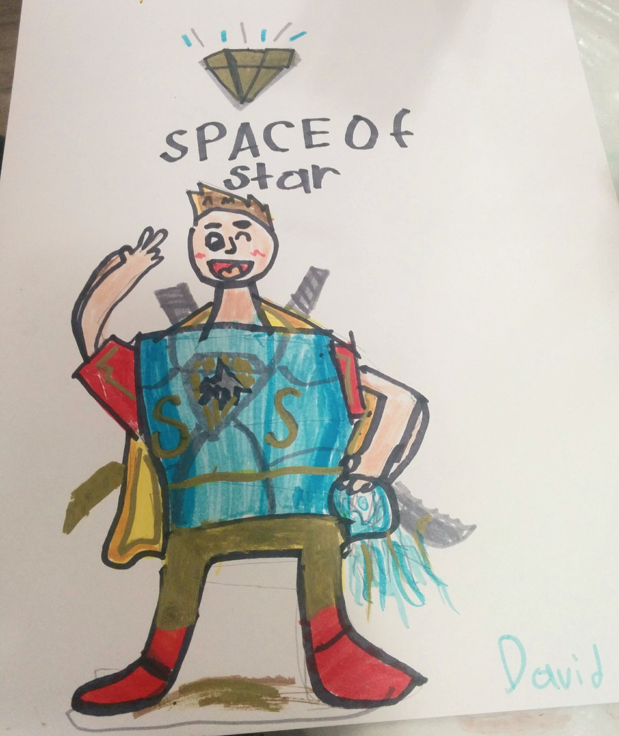 Drawing Characters - 8 classes, age 7-12