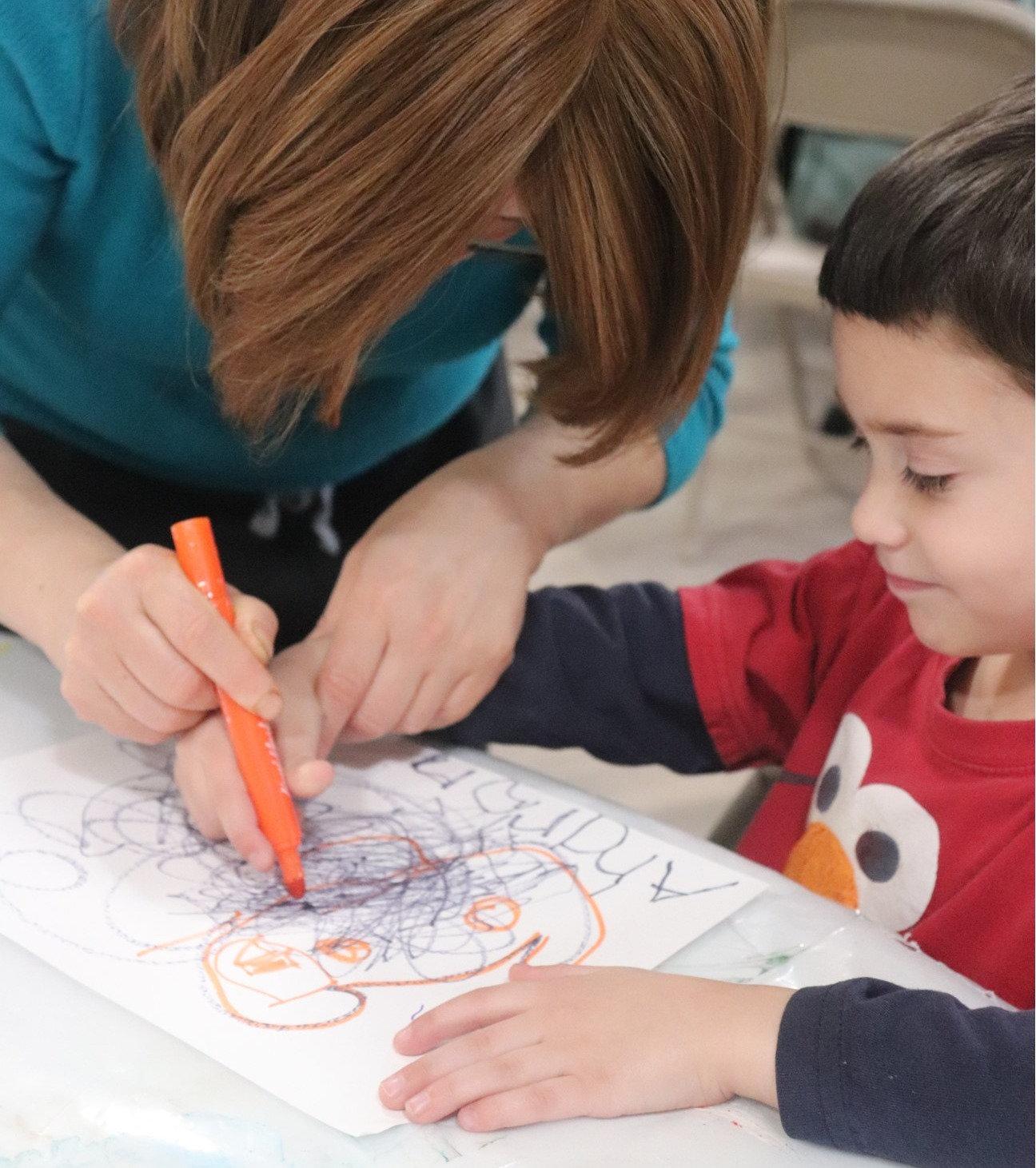 Preschoolers, 8 classes, ages 4-5