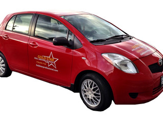 Why we like  the Yaris for Class 5/7 Lessons