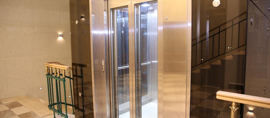 Чистый лифт - залог успешного бизнеса