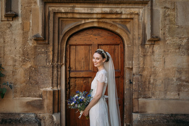 Abbie looked stunning in her vintage ins