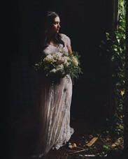 Michelle wearing Domenica as seen by dkp