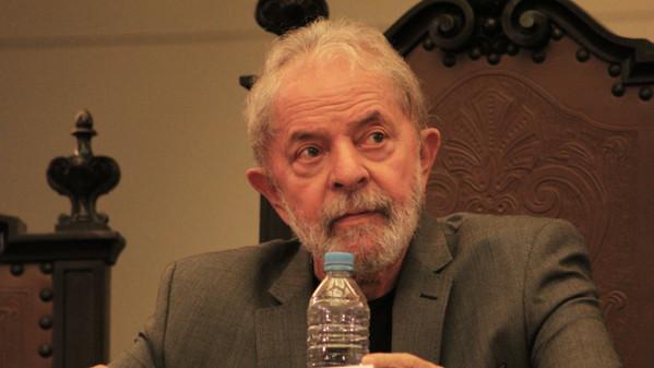 O ex presidente Lula