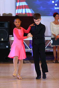Junior Ballroom Competition