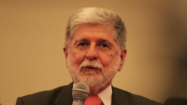 O ex ministro Celso Amorim