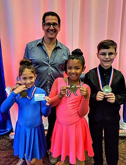Kids Dance Competitions
