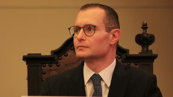 Cristiano Zanin – Advogado -  Autor do Livro Lawfare: Uma Introdução