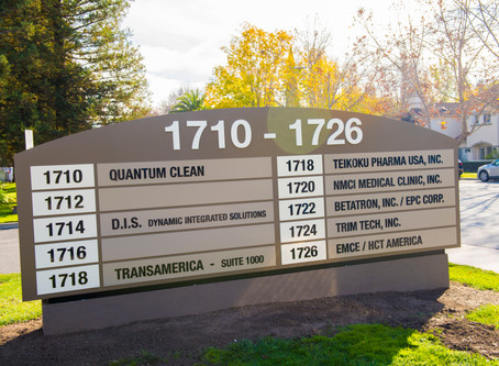 Quick ways to maintain your business sign