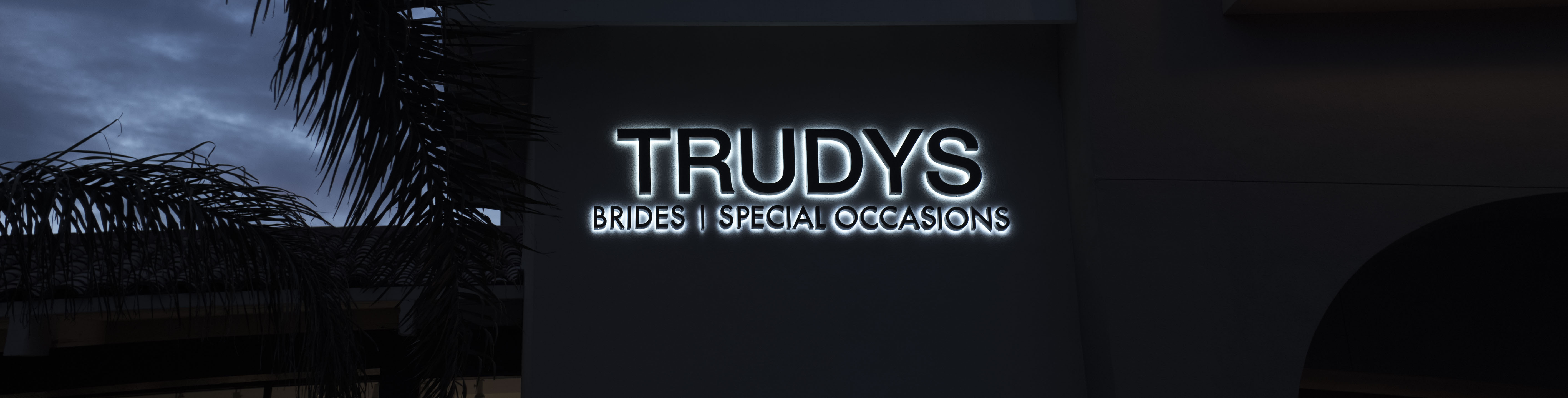 Trudys sign