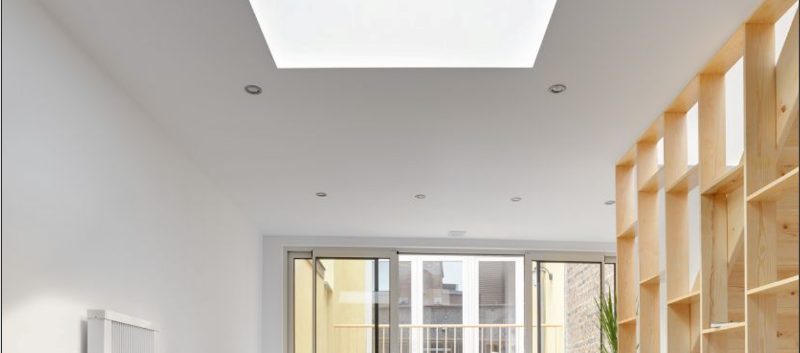 DXW FLAT ROOF  MOUNTED Fakro