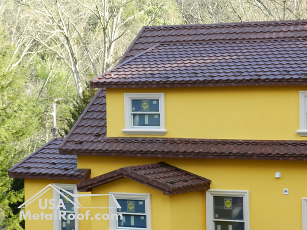 Ruby tile metal roofing do it yourself usa metal roof solutioingenieria Images