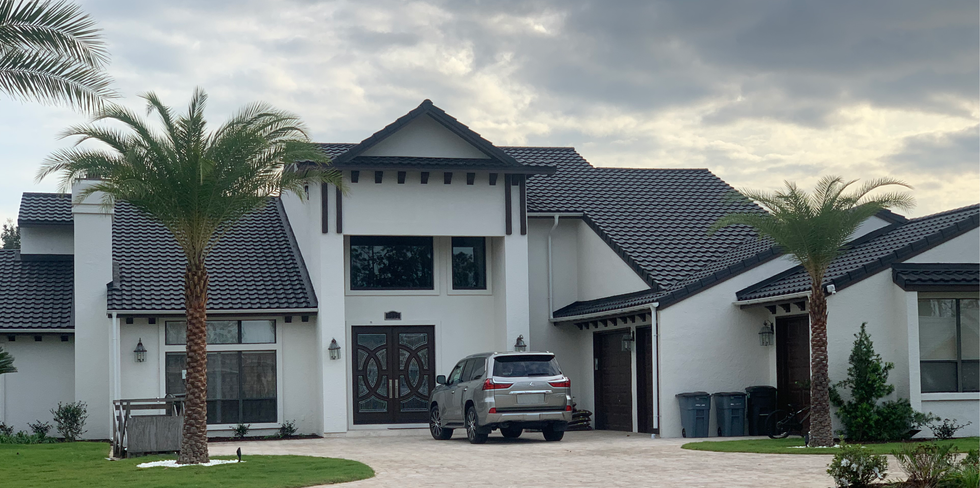 Metal Roof SUPRE