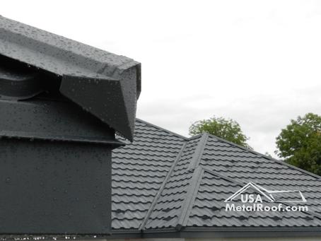 Sound Emission of Metal Roofing