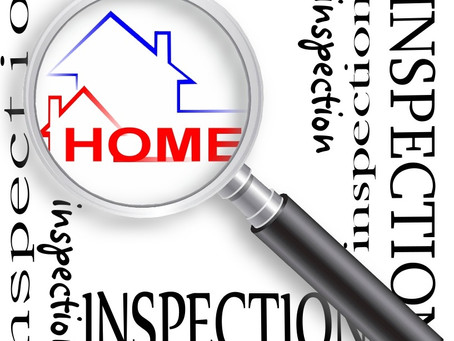 Home Inspections-What to check first!