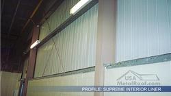 metal siding SUPREME INTERIOR LINER