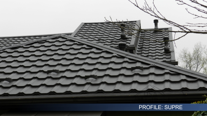 SUPRE Metal Roofing