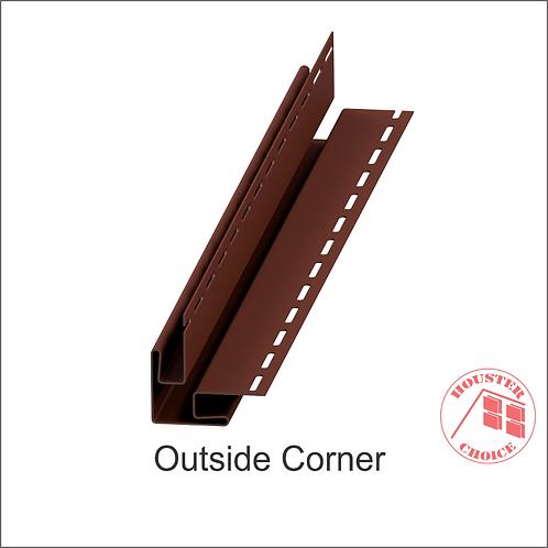 OUTSIDE CORNER (Color Wood Pattern))
