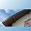 Thumbnail: PVC SOFFIT VENTED PANEL (Color Wood Pattern)
