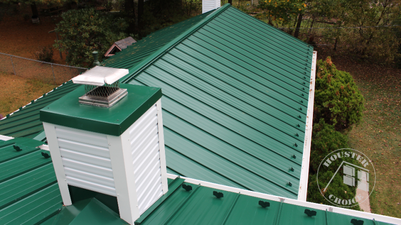 Junior HF Metal Standing Seam