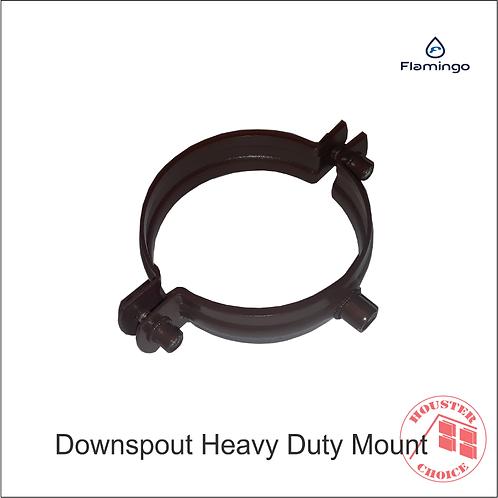DOWNSPOUT HEAVY DUTY MOUNT