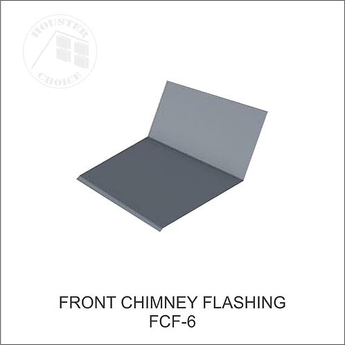 FRONT CHIMNEY FLASHING