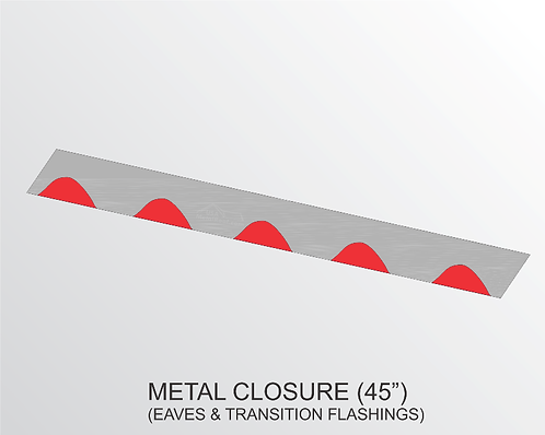 "42"" METAL CLOSURES ""M"""