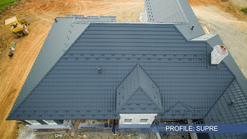 SUPRE Metal Roofing by USA Metal Roof