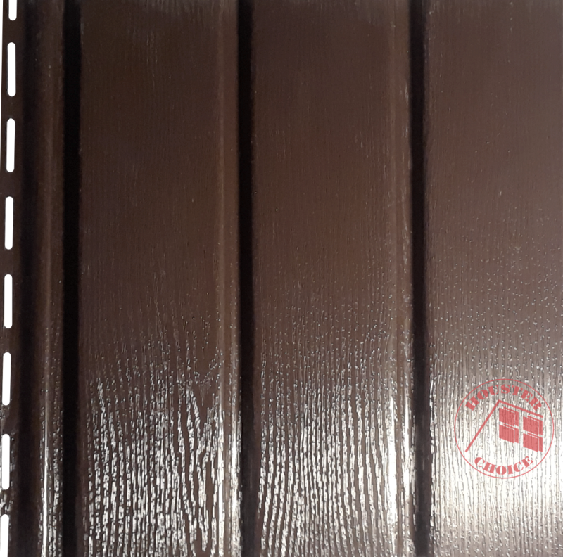 SOFFIT DARK BROWN RAL 8017