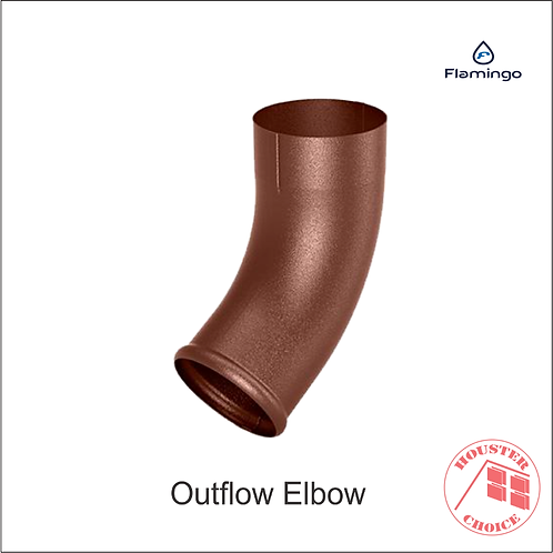 OUTFLOW ELBOW