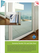 Euroview Tilt & Slide Door