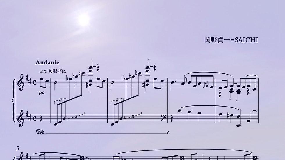 朧月夜 ピアノソロver