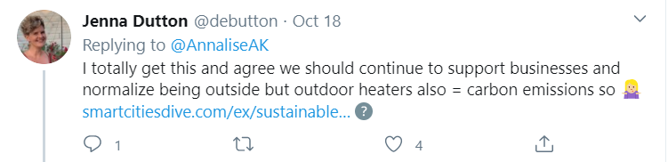 @debutton from twitter talking about patio heaters